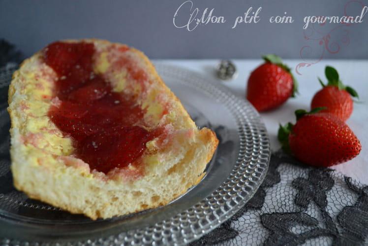 Confiture de fraises facile et rapide