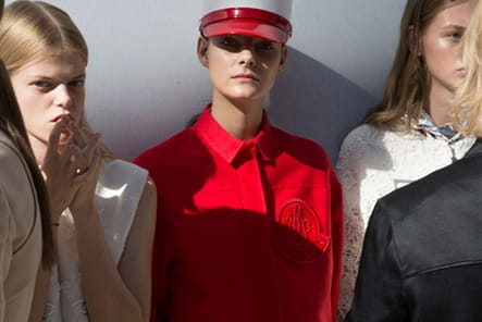 Moncler Gamme Rouge (Backstage) - photo 55