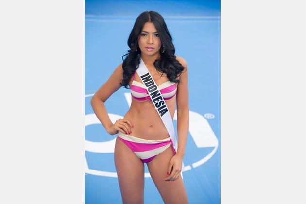 Miss Indonésie, Anindya Putri