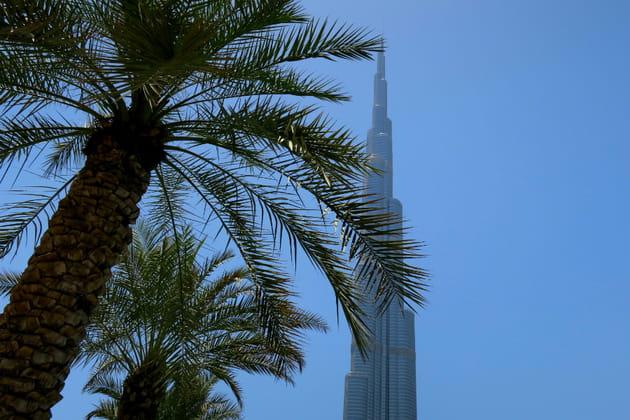 La Burj Khalifa