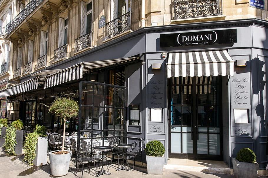 Domani, un restaurant d'inspiration italienne
