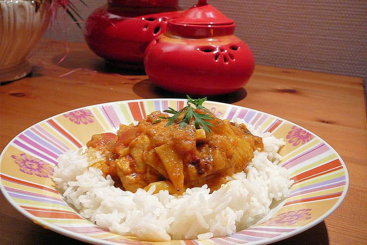 Poulet au curry : la meilleure recette