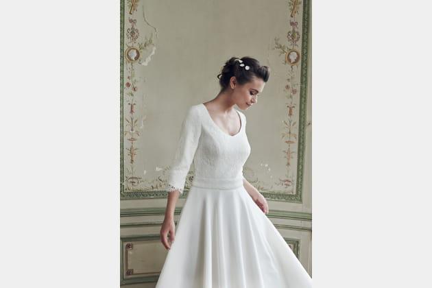Robe de mariée Démillia, Mathilde Marie