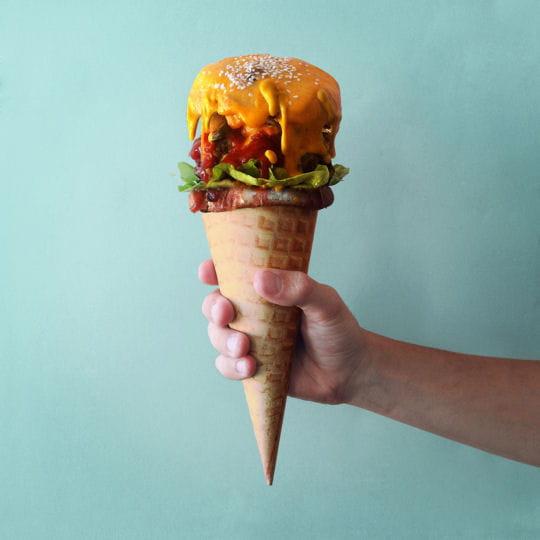 Canicule burger