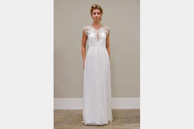 La robe empire Sarah Janks