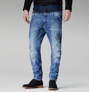 jean g-star raw arc 3d slim.