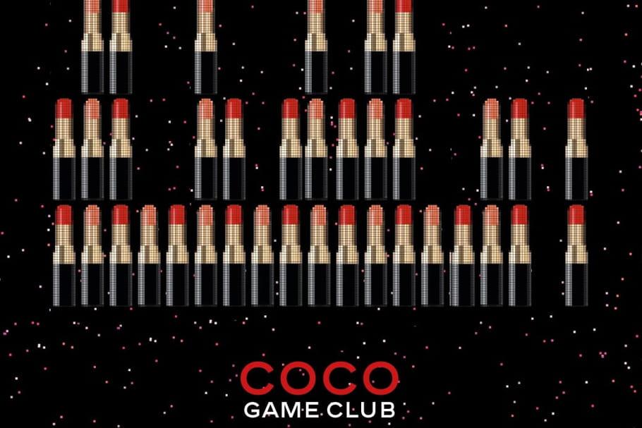 Chanel ouvre le Coco Game Club, un concept store sur les toits de Paris