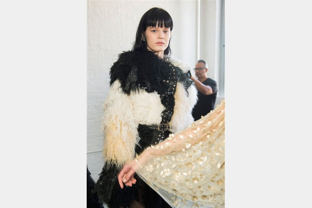 Rodarte (Backstage) - photo 49