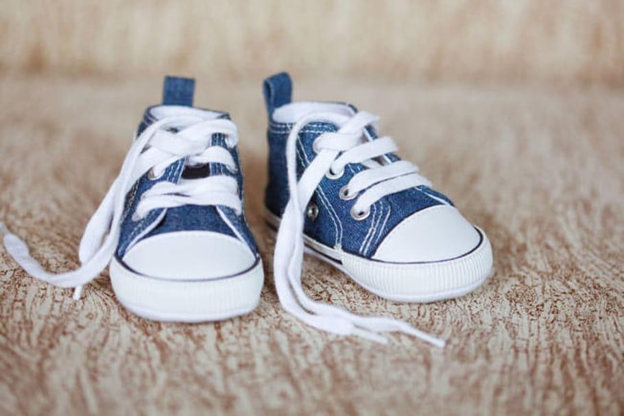 A quel âge acheter des chaussures pour bébé ?