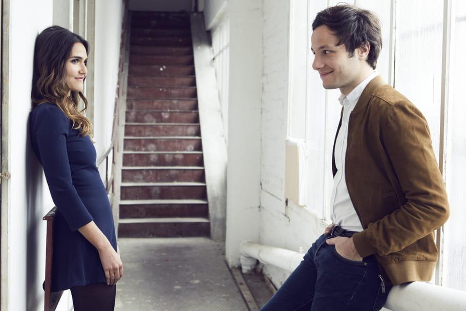 """""""Les filles d'aujourd'hui"""" : Joyce Jonathan s'offre un duo avec Vianney"""