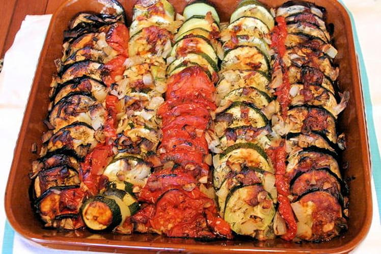 Confit nîmois ou tian provençal