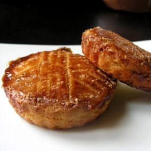 gâteau breton fourré au caramel beurre salé et nutella