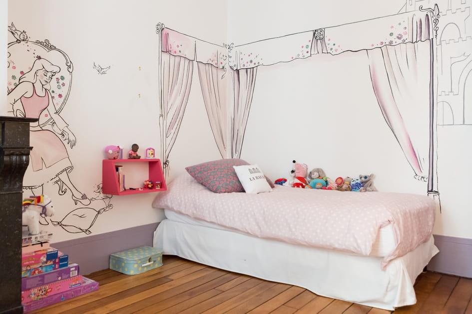 (Faux) lit de princesse