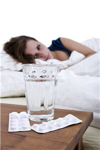 en cas d'intoxication, si la personne est inconsciente, appelez le 15 ou le 18