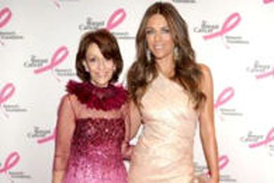 Estée Lauder continue son combat contre le cancer du sein