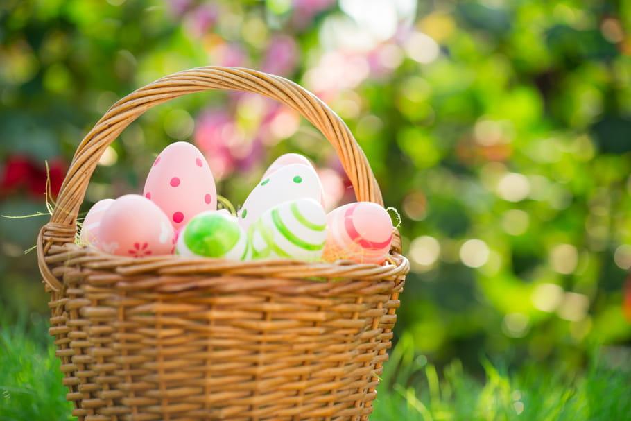 Pâques 2021: tradition, chasse aux œufs, chocolats et déco