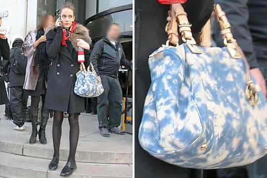 Fashion week : les street looks des défilés parisiens PAP automne-hiver 2011-2012 20