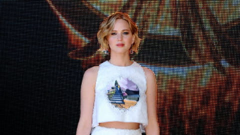 Cannes 2014 : le look du jour de Jennifer Lawrence