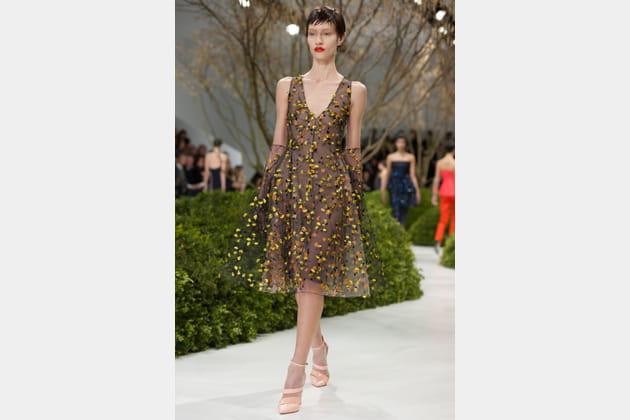 Christian Dior haute couture printemps-été 2013