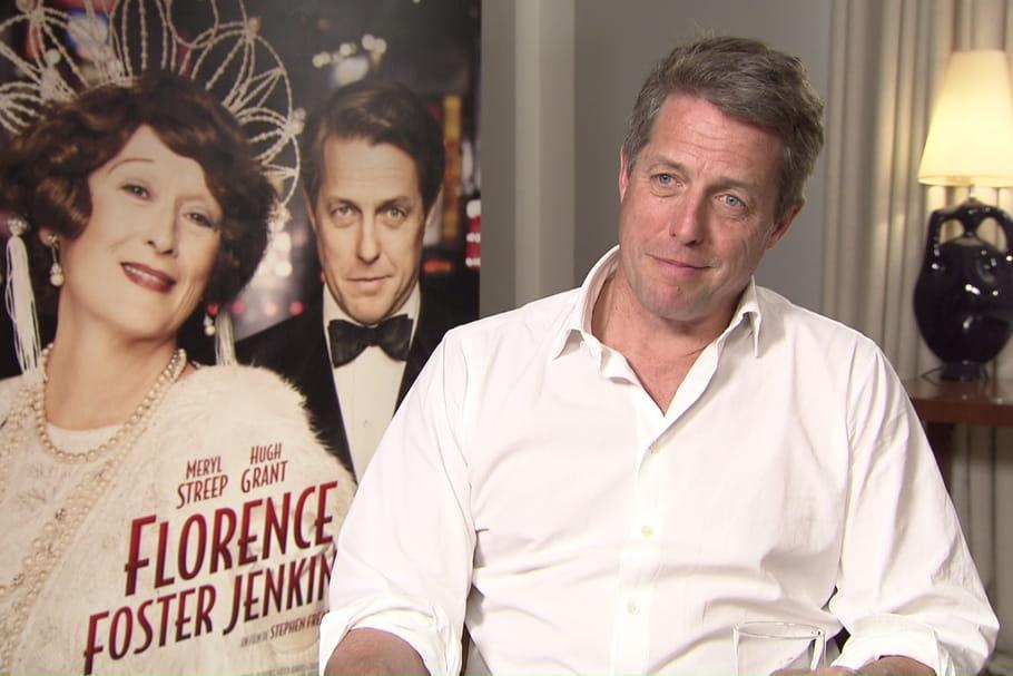 """Hugh Grant : """"Le cinéma ne me passionne pas"""" [VIDEO]"""