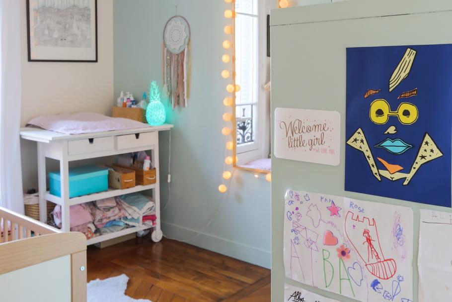 Quelle couleur choisir pour une chambre de bébé?