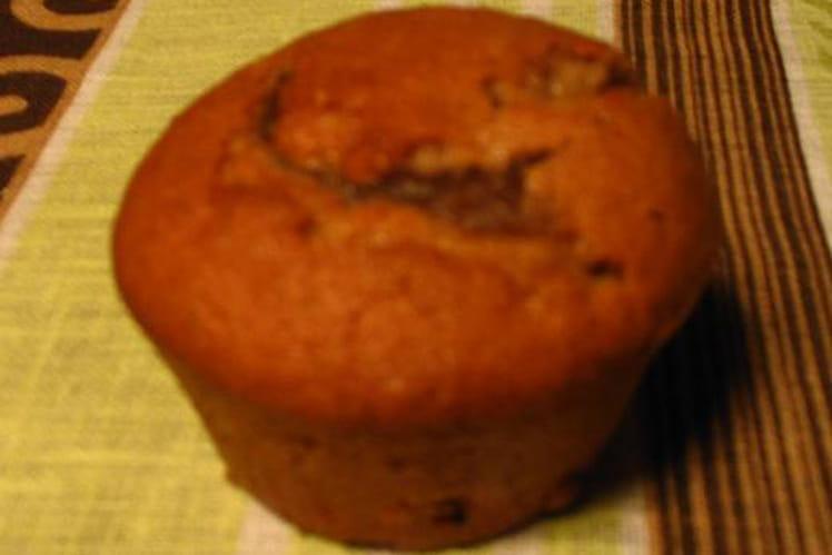 Muffins à la châtaigne