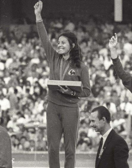 Athlétisme : Colette Besson