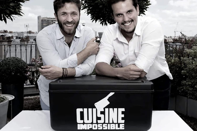 Cuisine impossible: Juan Arbelaez & Julien Duboué de retour le 4juin