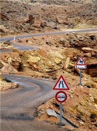 les accidents de la route sont fréquents dans les pays où routes et véhicules