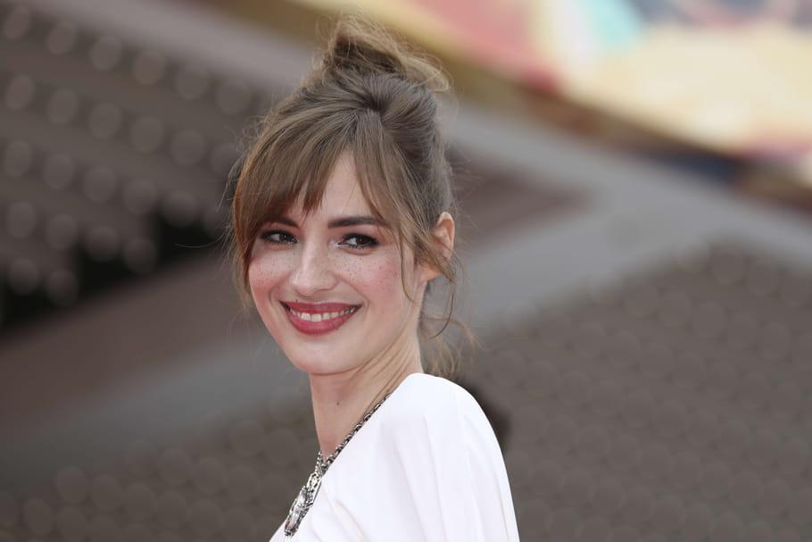 Louise Bourgoin, nouveau visage L'Oréal Paris
