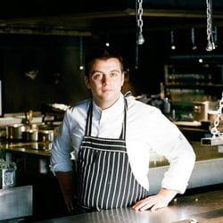alexandre gauthier, chef du restaurant la grenouillère