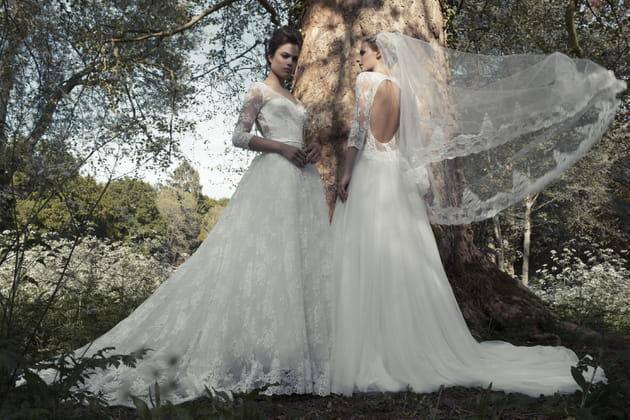 Robe de mariée Caprice, Cymbeline