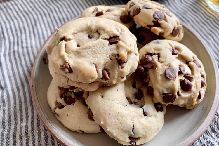 Cookies au sirop d'érable (sans sucre)