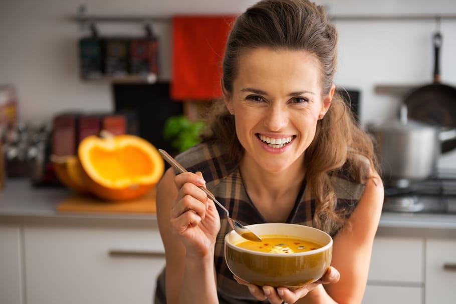 Que faut-il manger quand il fait (très) froid?
