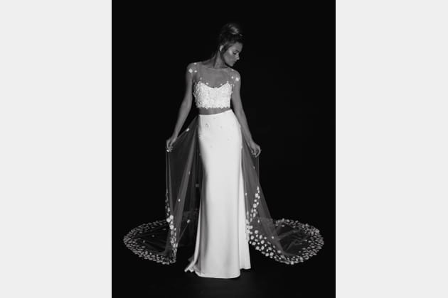 Robe de mariée Blake Loreleï, Rime Arodaky