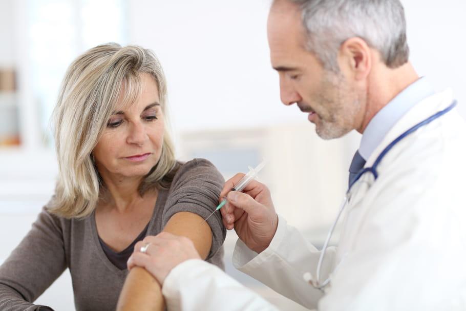 À qui s'adresse le vaccin contre le zona désormais disponible en pharmacie ?