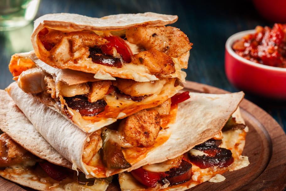 """Le """"wrap hack"""", la tendance pour plier une tortilla"""
