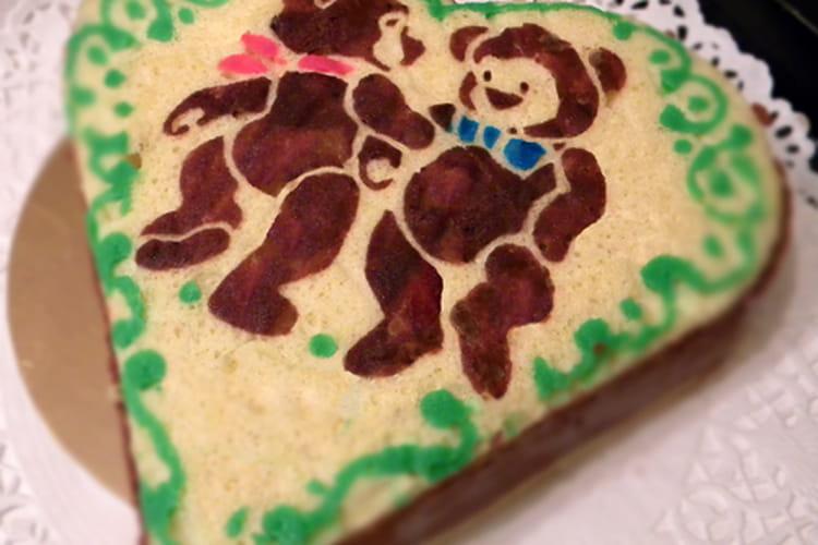 Biscuit décoré