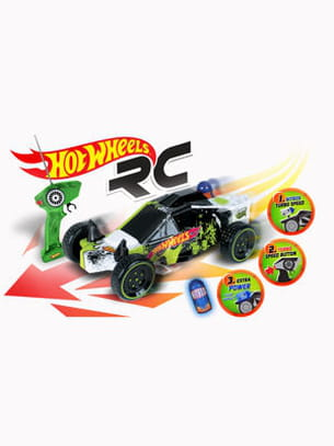 voiture radio commandée hot wheels
