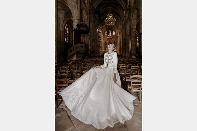 Robe de mariée Shocking, Victoire Vermeulen
