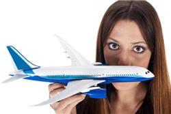 cette peur de l'avion peut tout à fait être guérie, à condition de le vouloir
