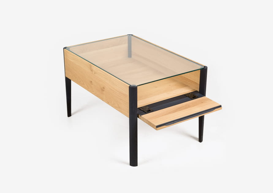 Table Window deConstance Guisset X Ethnicraft