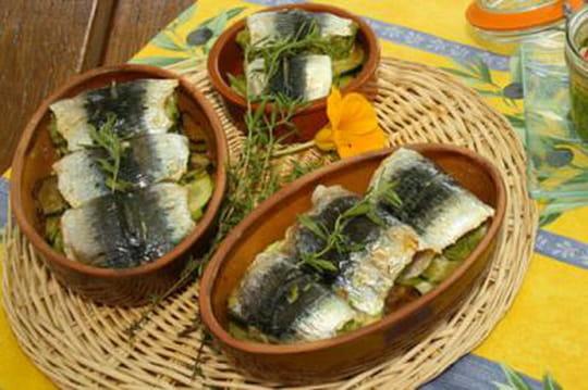 30 recettes avec des sardines