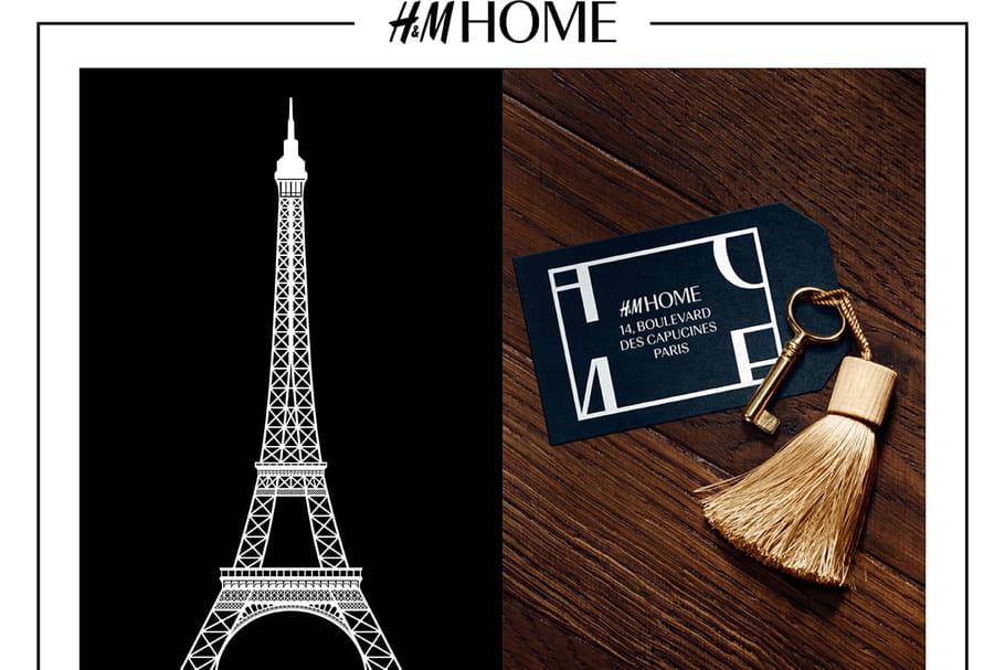 H&M Home ouvre son premier concept store à Paris!