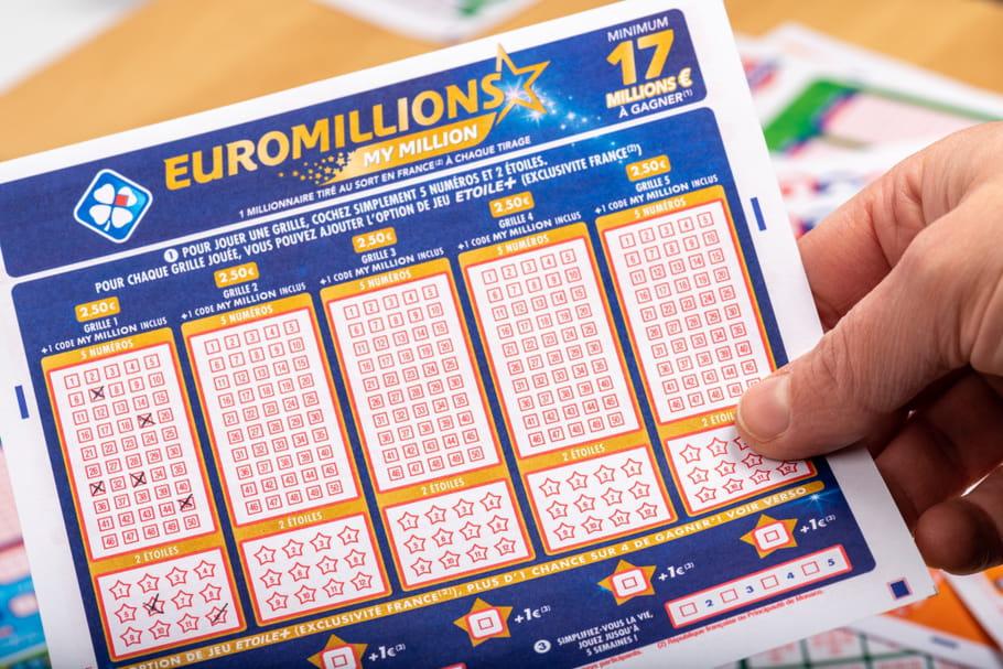 EuroMillions: un couple d'Alsaciens gagne 157millions d'euros