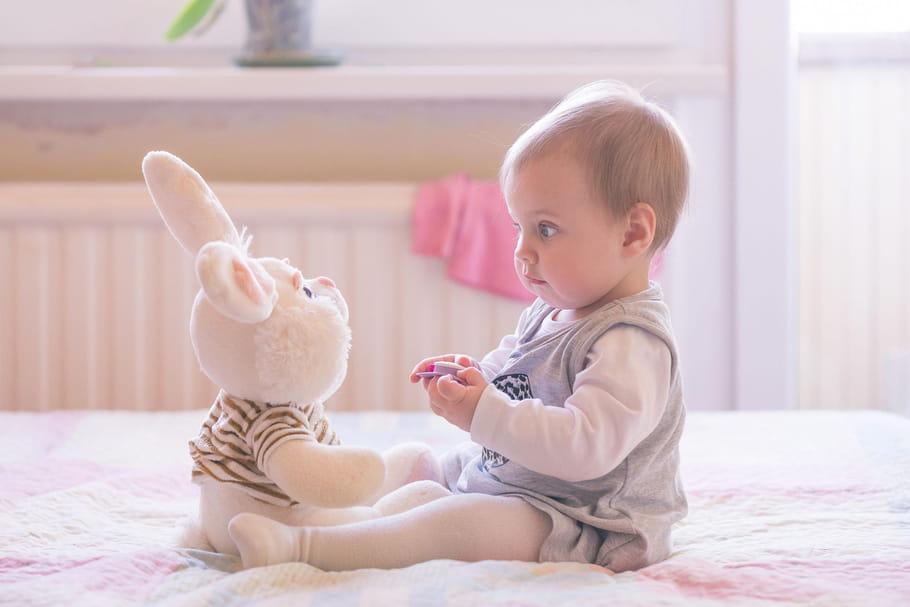 Les meilleurs doudous pour rassurer bébé