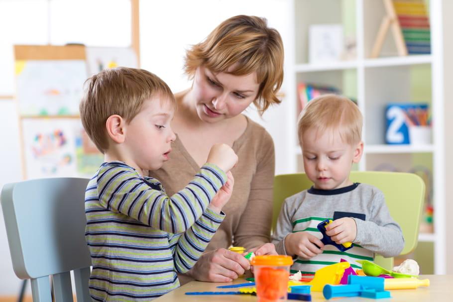Maisons d'assistantes maternelles: quels avantages?