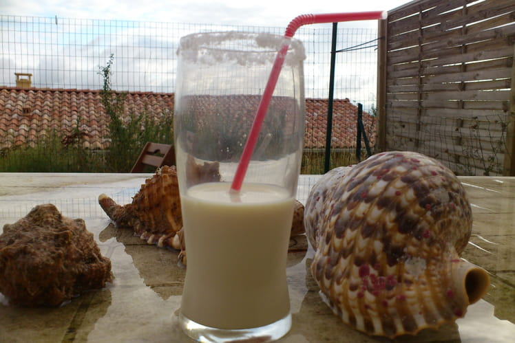 Punch coco au lait