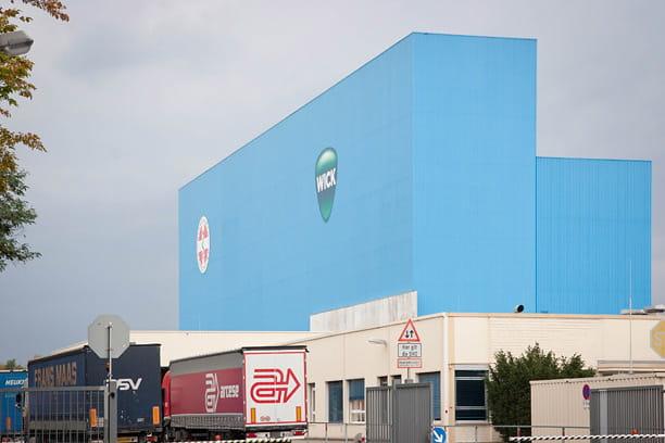Gross Gerau, le seul site européen de fabrication de médicaments Vicks
