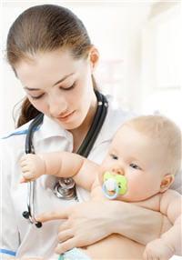 vaccination du bébé de 2 mois.